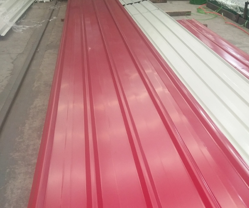 关于钢结构厂房选择彩涂板的一些问题,集宁彩钢给你解答!