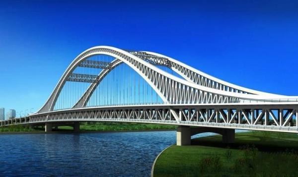 钢结构桥梁有哪些防腐保护的方法?钢结构桥梁除了在两岸链接运用广泛外,在陆地同样也普遍存在;