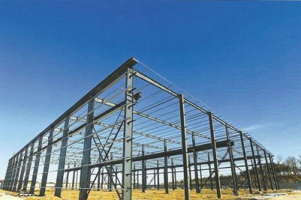 内蒙古钢构彩板钢结构车棚分类,钢结构车棚有哪些特点?