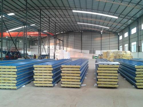 集宁彩钢,商用彩钢房项目质量控制: