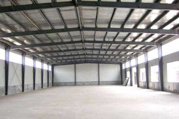 集宁钢结构厂房的造价(案例)