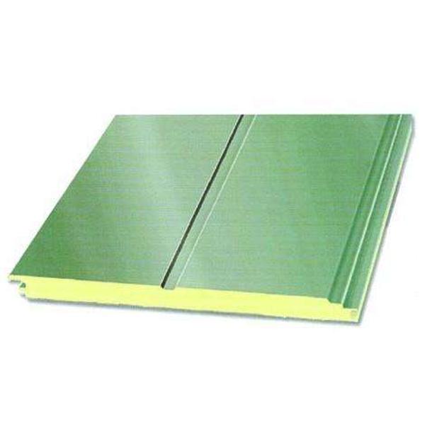 聚氨酯PU隐藏式墙面板950型(中波)