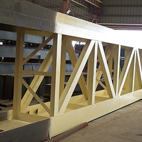 张家口钢构柱