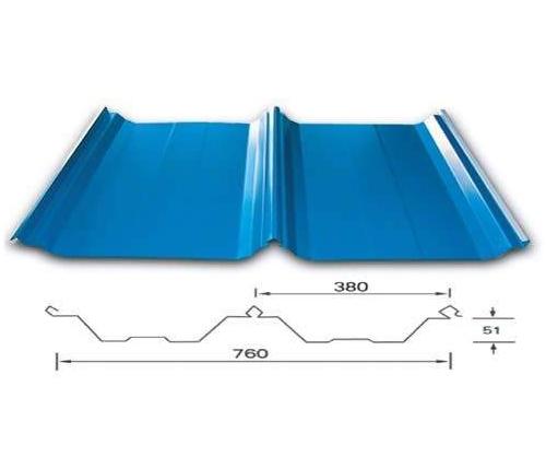 大同屋面板YX51-410-820