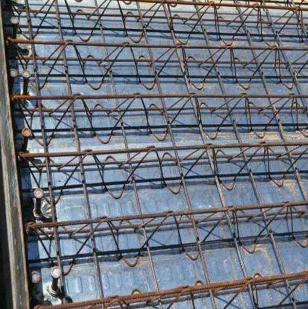 张家口钢筋桁架楼承板系列